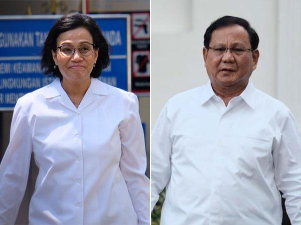 Inilah Izin Spesial dari Jokowi untuk Prabowo dan Sri Mulyani Sebagai Menteri