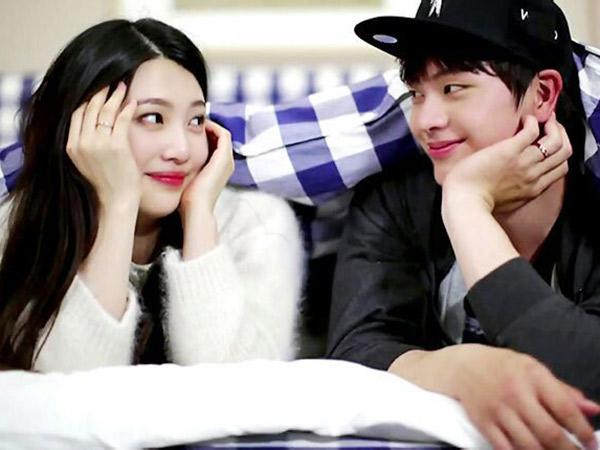 Mantan Suami Istri Virtual, Sungjae BTOB dan Joy Red Velvet Terpilih Jadi Model Minuman Bir