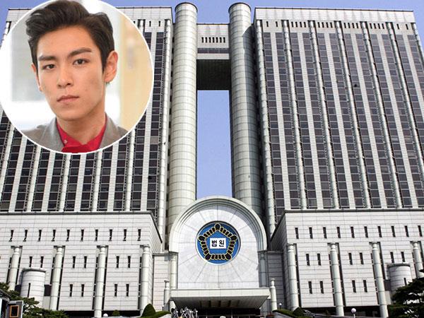 Pengadilan Seoul Umumkan Jadwal Sidang Pertama Kasus Ganja T.O.P