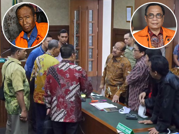 Hukuman untuk Dua Terdakwa Kasus Megakorupsi e-KTP yang Rugikan Negara 2,3 Triliun