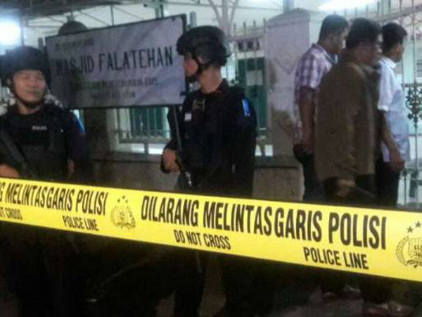 Kronologi Lanjutan Seorang Teroris Menikam Polisi di Blok M Ditembak Mati