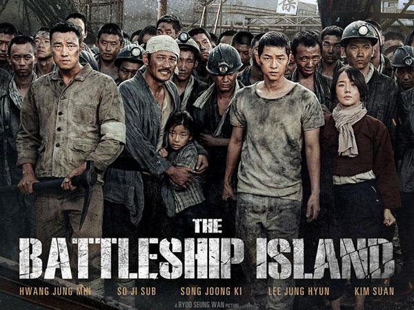 'The Battleship Island': Perjuangan Warga Korea Keluar dari 'Pulau Neraka' di Jepang