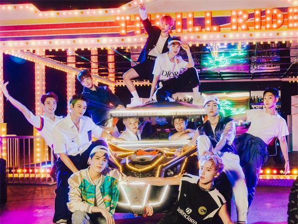 The Boyz Masuk Top 10 Boy Group dengan Penjualan Album Tertinggi di Minggu Pertama