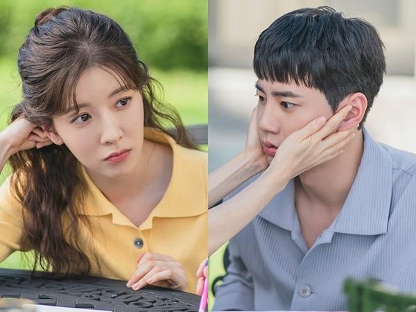Jung In Sun Kejutkan Lee Jun Young U-KISS Lewat Sentuhan Pipi di 'Let Me Be Your Knight'