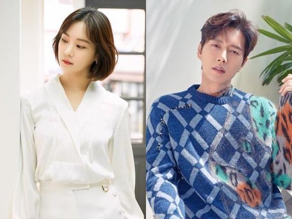 Han Ji Eun dan Park Hae Jin Pertimbangkan Bermain Drama 'Old School Intern'