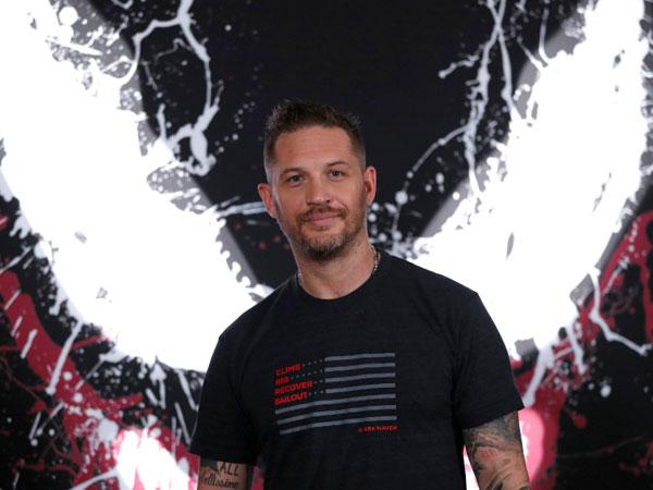 Tom Hardy Aktor Anyar 'Venom' Dapat 'Notice' dan Penghargaan Bergengsi dari Kerajaan Inggris!