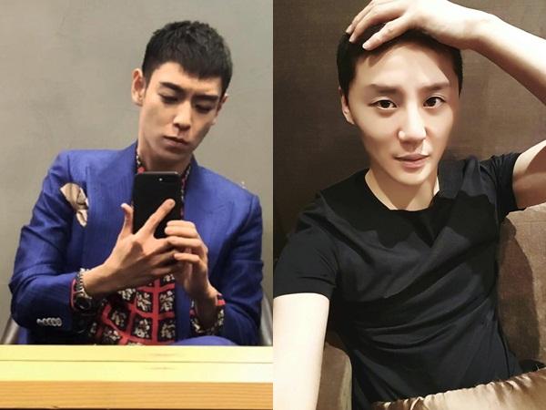 Tampan Berkepala Botak, T.O.P Big Bang dan Junsu JYJ Resmi Masuk Wajib Militer!
