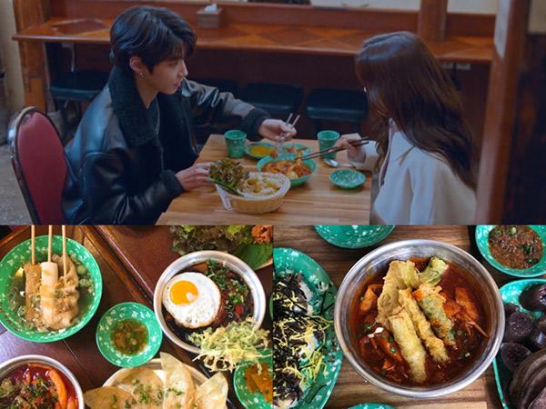 Jajan Tteokbokki Populer Namdo Bunsik Favorit Lim Ju Kyung di True Beauty