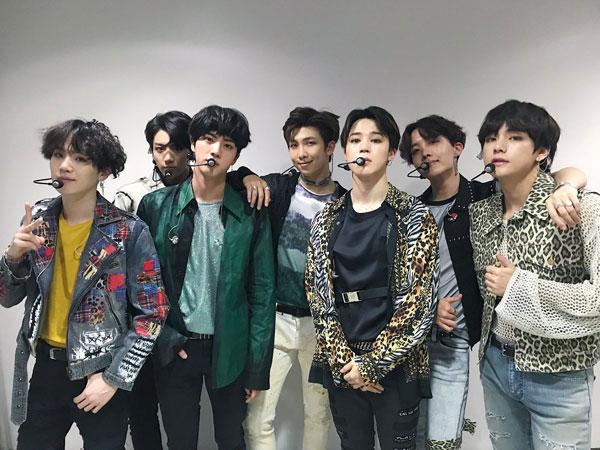 Twitter BTS Jadi Akun Pertama di Korea yang Capai 15 Juta Followers!