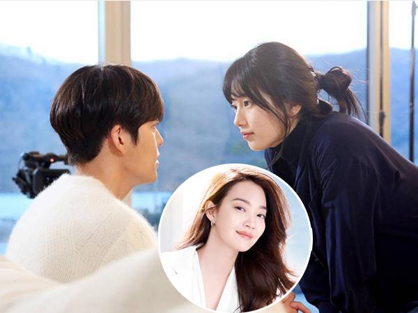Muncul di Teaser Episode Terbaru, Shin Min Ah Dianggap Ganggu Drama 'Uncontrollably Fond'?