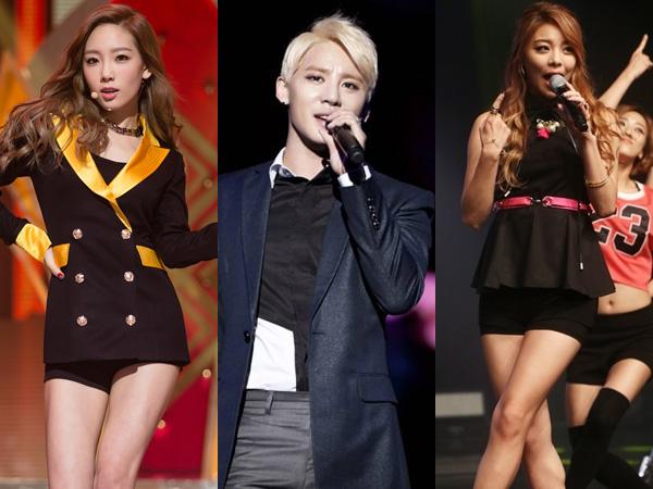 Taeyeon SNSD, Junsu JYJ, dan Idola K-Pop Lainnya Masuk Daftar Vokalis Terbaik versi Kritikus Musik
