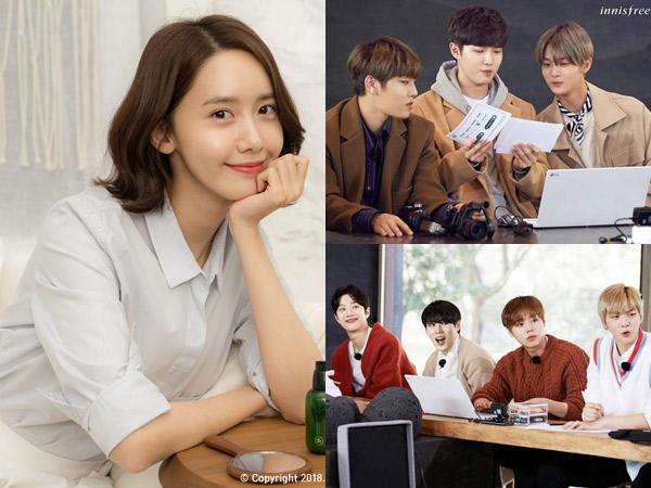 Misi Spesial dari YoonA SNSD untuk Wanna One di Episode Perdana 'Wanna One Go in Jeju'