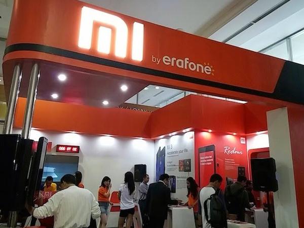 Ponsel Xiaomi 'Langka' di Pusat Perdagangan Gadget Jakarta