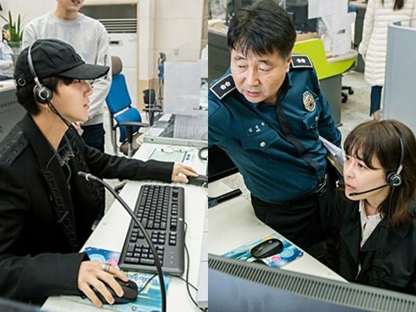 Dalami Peran di 'Voice', Yesung SuJu dan Lee Ha Na Hingga Kunjungi Pusat Informasi di Incheon