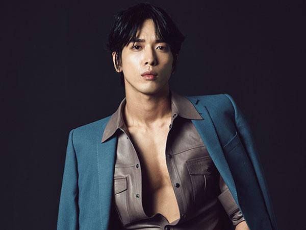 Wah, Yonghwa CNBLUE Goda Penonton dengan Punggung Seksinya di Set Drama!