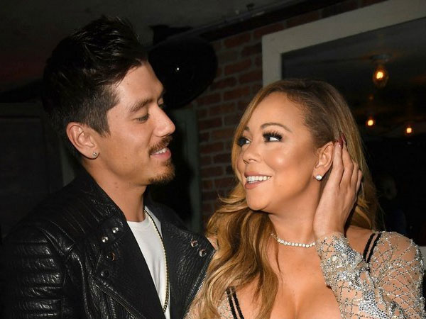 Beda 13 Tahun, Penari Latar Ini Ungkap Hubungan Asmaranya dengan Mariah Carey
