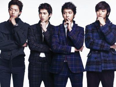 CNBlue Jadi Band Korea Pertama yang Siap Gelar Tur Konser Dunia