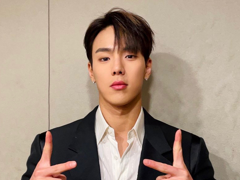 Shownu MONSTA X Senang Jika Ada Idola Junior yang Menyukainya