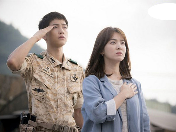 Produser 'Descendants of the Sun' Ajukan Pengunduran Diri dari KBS