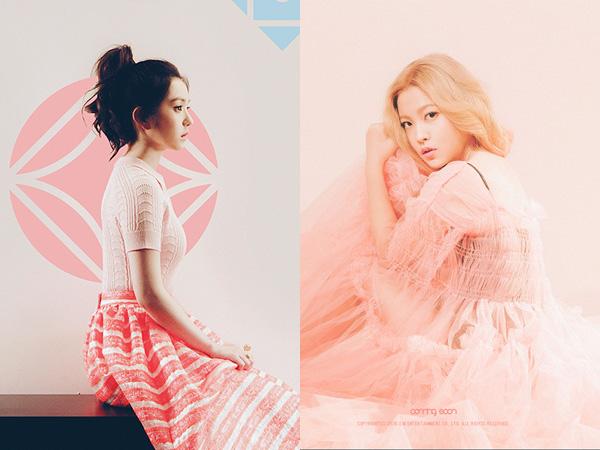 Cantiknya Irene dan Yeri Tampil Dreamy dan Girly di Teaser Comeback Red Velvet
