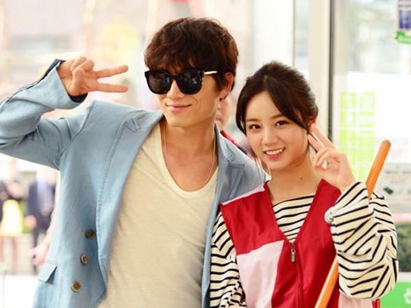 Apa yang Buat Hyeri Girl's Day Bersemangat Akting Bareng Ji Sung di Drama 'Ddanddara'?