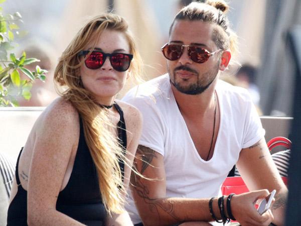 Baru Seminggu Putus dari Tunangannya, Lindsay Lohan Sudah Temukan Kekasih Baru!