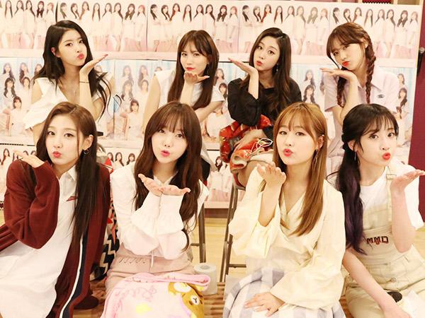 Duh, Girl Group Lovelyz Alami Insiden Mirip dengan Wanna One Saat Lakukan Siaran Langsung