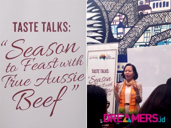 Meat & Livestock Australia: Pentingnya Nutrisi dan Zat Besi untuk Usia Produktif