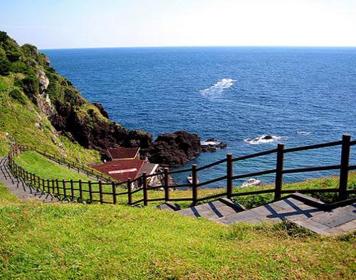 Jeju Island, Spot Wisata di Korea
