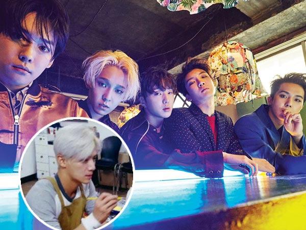 Salah Masuk, Fans Heboh Karena Member Grup Lain Muncul di Akun 'V App' WINNER