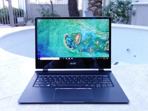 Wujud Laptop Tertipis di Dunia Besutan Acer, Berapa Harganya?