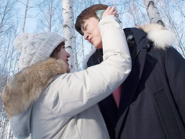 Perbincangan Manis Ahn Jae Hyun dan Goo Hye Sun di 'Honeymoon Diary' Ini Sukses Bikin Iri!