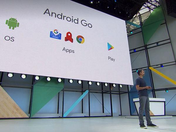 Google Resmi Rilis Android Go Edisi Oreo untuk Smartphone Kelas Bawah