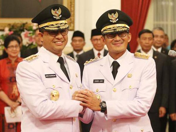 Sebenarnya Sampai Kapankah Gubernur Anies Dapatkan Pengganti Sandiaga Uno?