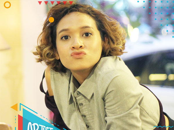Pasca Hengkang dari Hivi, Dea Mantapkan Solo Karir Lewat Lagu 'Cinta 99%'
