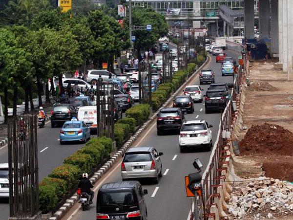 Motor dan Deretan Kendaraan Lain yang 'Aman' dari Perluasan Ganjil-Genap Jelang Asian Games 2018