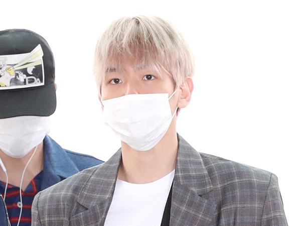 Baekhyun EXO Tegas Ingatkan Fans untuk Selalu Pakai Masker