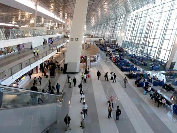 Ungguli Qatar, Bandara Soekarno-Hatta Jadi Bandara Paling Berkembang di Dunia