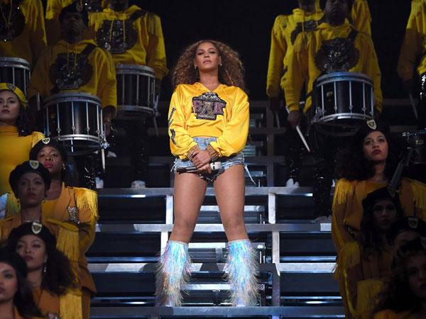 Pecah! Beyonce Hebohkan Coachella 2018 Dengan Bintang Tamu Kejutan!