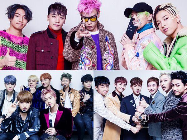 Big Bang Menang Banyak, Sederet Idola K-Pop Ini Raih Penghargaan Bergengsi di Jepang!