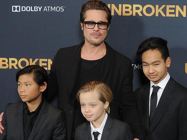 Brad Pitt Bebas dari Tuduhan Kekerasan Terhadap Anaknya