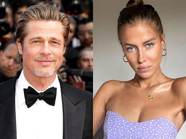 Cinta Sesaat, Brad Pitt Putus Usai Nicole Poturalski Kembali ke Suami