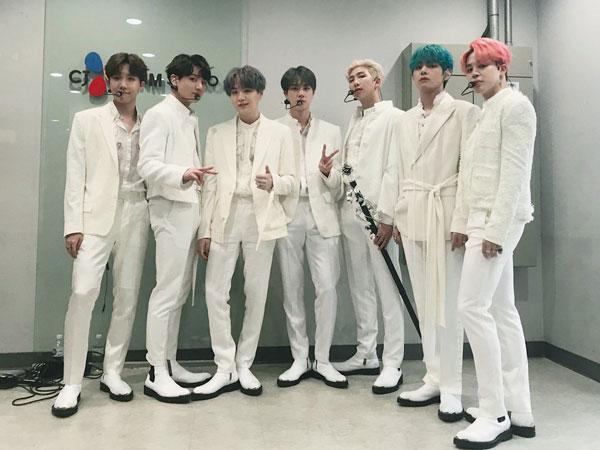 BTS Jadi Artis Korea Pertama yang Berhasil Debutkan Dua Lagu Sekaligus di Chart Billboard Hot 100
