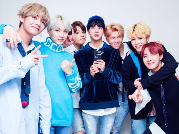 BTS Bertahan di Chart Utama Billboard Selama Tiga Minggu Berturut-turut