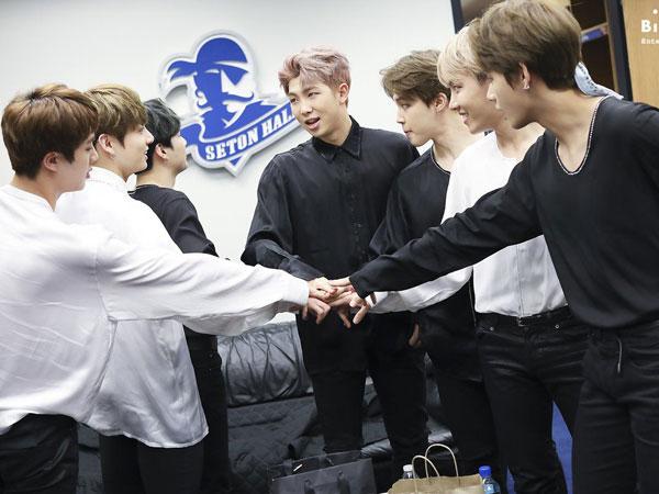RM Buka-bukaan Soal Cara BTS Manfaatkan Momentum Popularitas di Amerika