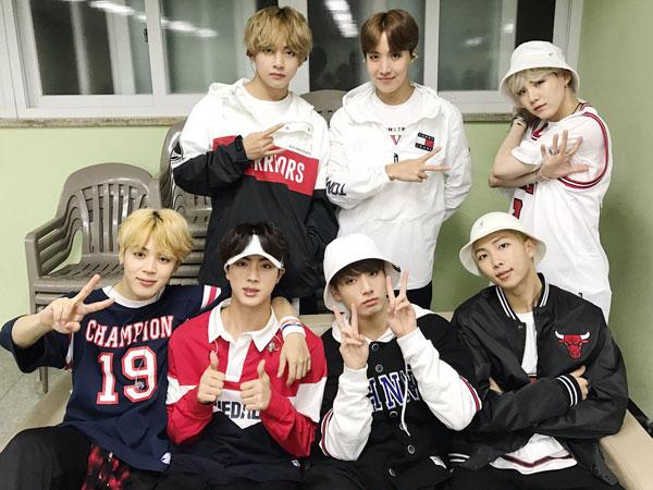 Seminggu Dibuka, Mini Album BTS Sudah Dipesan Lebih dari 1 Juta Kopi!
