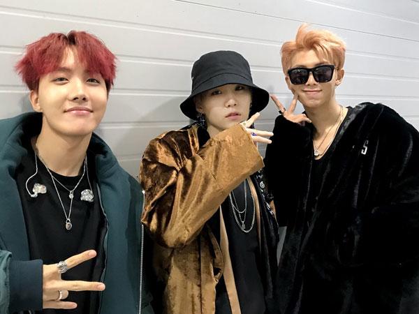 Sindir Haters, Rap Line BTS Rilis 'Diss Track' di Perayaan Anniversary #2018BTSFesta