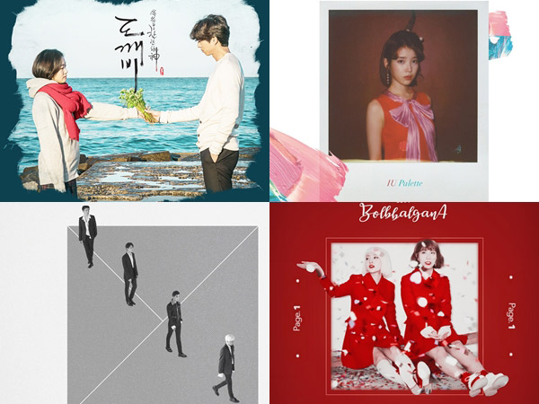 Bugs Music Rilis Daftar Musisi, Lagu, dan Album K-Pop Paling Dicintai Sepanjang 2017