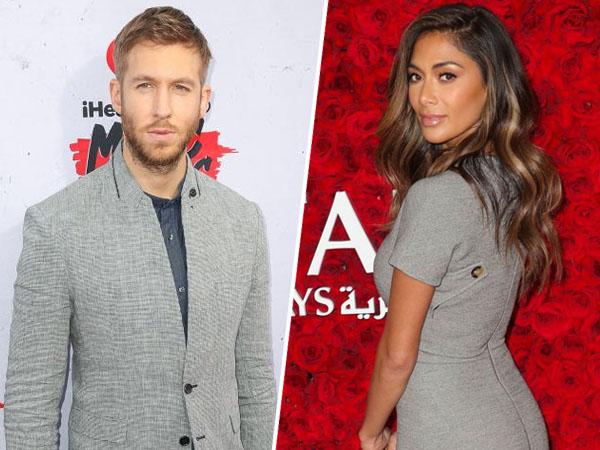 Gandengan Mesra, Calvin Harris dan Nicole Scherzinger Pacaran?