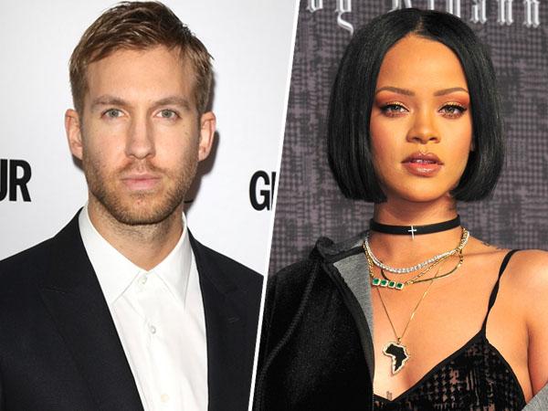 Calvin Harris dan Rihanna Kembali Reuni Demi Ciptakan Prestasi baru